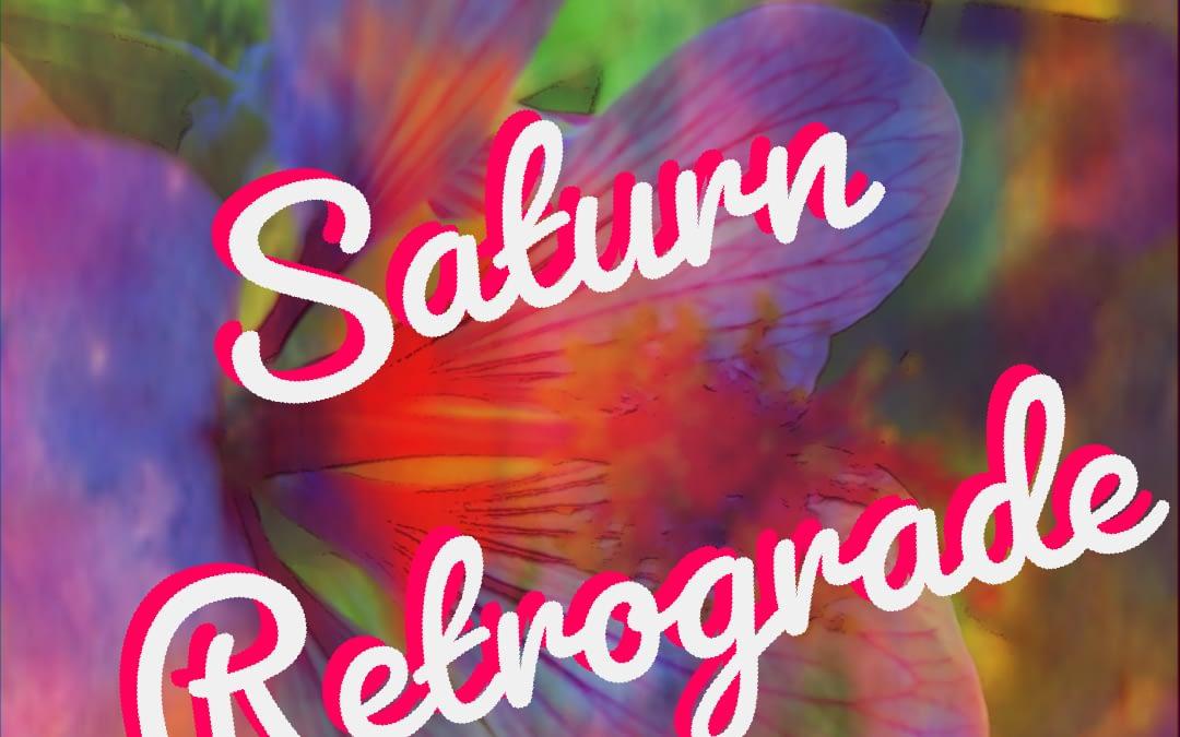 Rückläufiger Saturn ab dem 10.05.2020